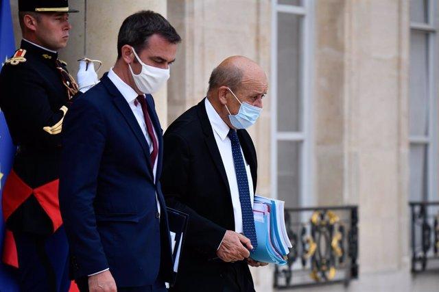 Coronavirus.- Francia detecta 8.550 nuevos casos de coronavirus