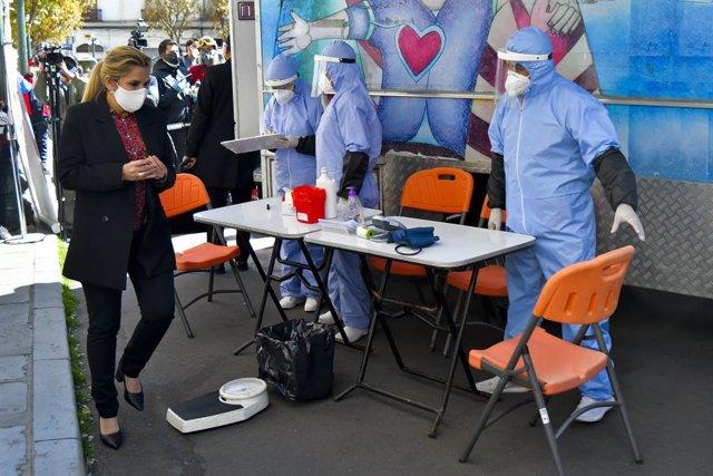 Coronavirus.- Bolivia rebasa los 120.000 casos de COVID-19