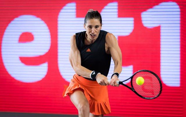 Tenis.- La alemana Andrea Petkovic regresa al circuito WTA en Roma tras casi un