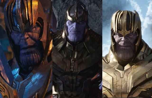 Thanos en las películas de Marvel