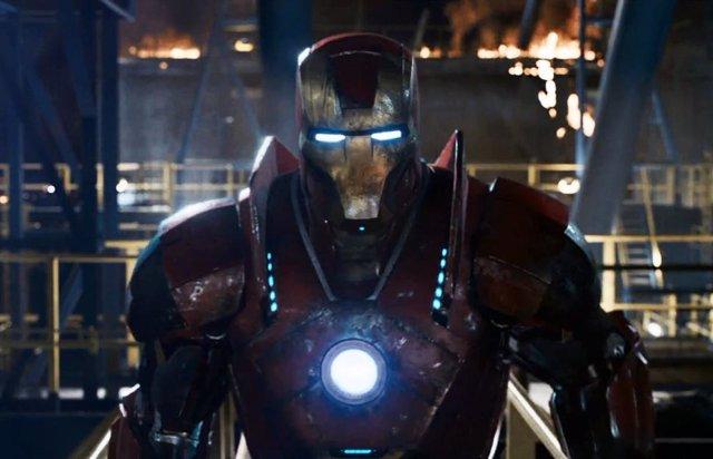 Iron Man en las películas de Marvel Studios