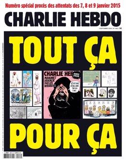 Francia.- Instagram cierra la cuenta a dos humoristas de 'Charlie Hebdo' que pub