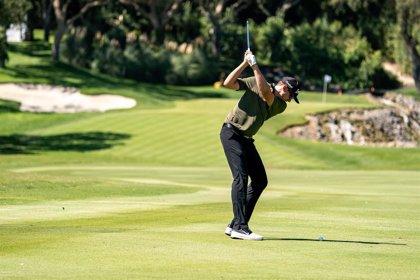 (Crónica) El golfista estadounidense Catlin se corona en un exigente Valderrama