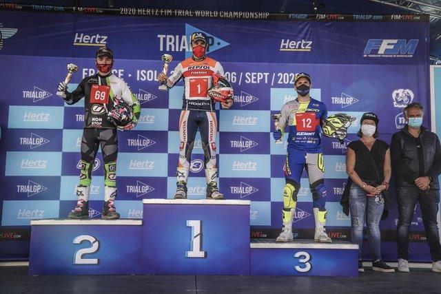 Trial.- Toni Bou, líder del Mundial de TrialGP tras el GP de Francia