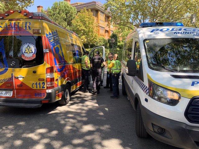 Fallece un hombre de 49 años tras ser atropellado por un autobús interurbano en Aravaca