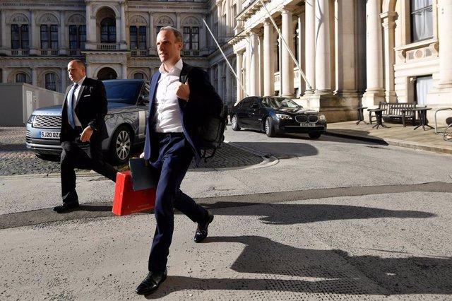 Rusia.- Reino Unido exige que se investigue el envenenamiento de Navalni por ser