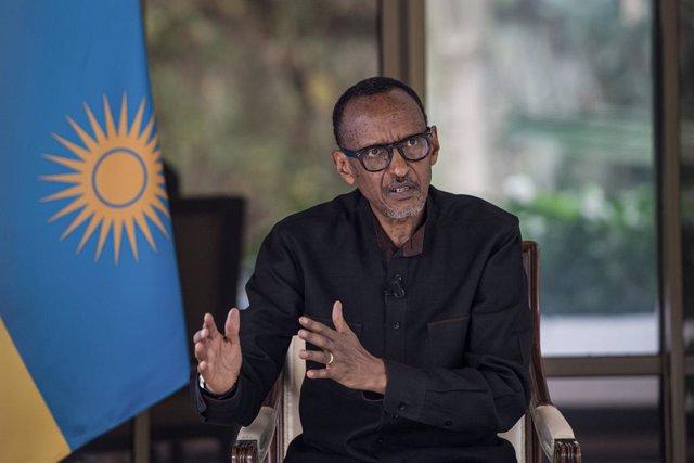 Ruanda.- Kagame llama terrorista al antiguo gerente del hotel Mille Collines dur