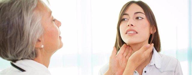 Vinculan la inflamación de la tiroides con trastornos de ansiedad