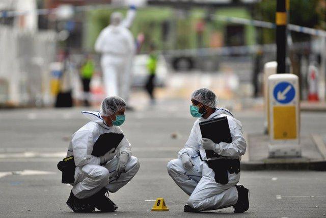 R.Unido.- Detenido un joven de 27 años por los apuñalamientos del domingo en Bir
