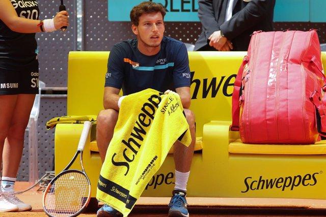 "Tenis/US Open.- Pablo Carreño: ""Lo de Djokovic fue mala suerte, pero las reglas"