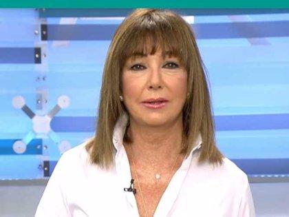 "Ana Rosa Quintana, ""vuelta al cole"" con un favorecedor cambio de look"