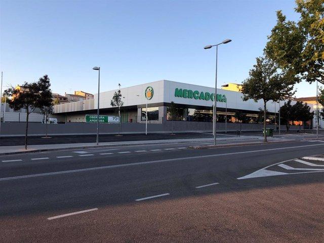 Supermercat Mercadona