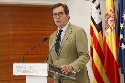 Garamendi aboga por extender los ERTE a empresas con problemas sin discriminar por sectores