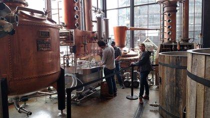 Técnicas avanzadas desvelan los secretos del whisky de Tennessee