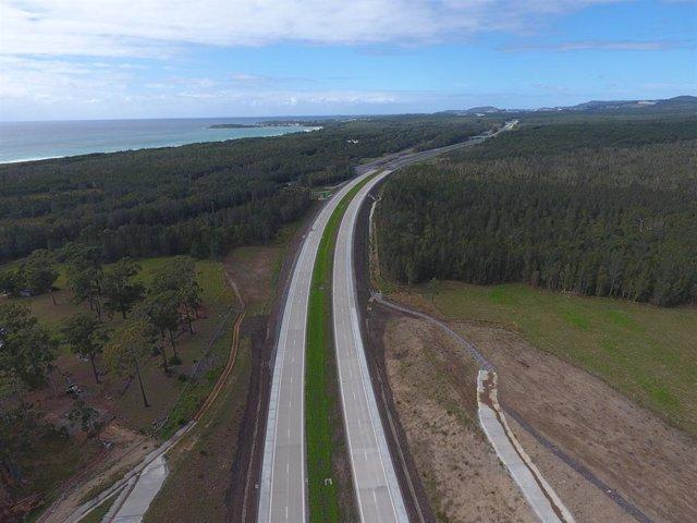 Economía/Empresas.- OHL se adjudica dos contratos en autopistas de Estados Unido