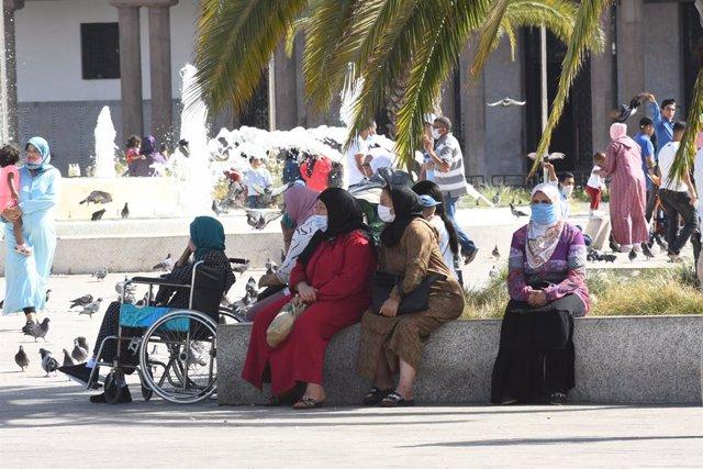 Coronavirus.- Marruecos confina Casablanca por el repunte de casos de coronaviru