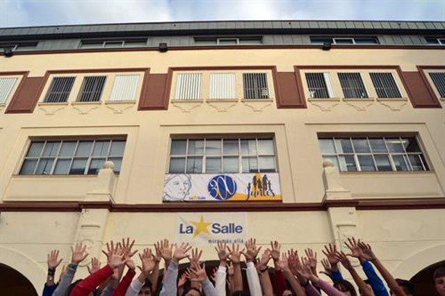 Colegio de La Salle en una imagen de archivo.