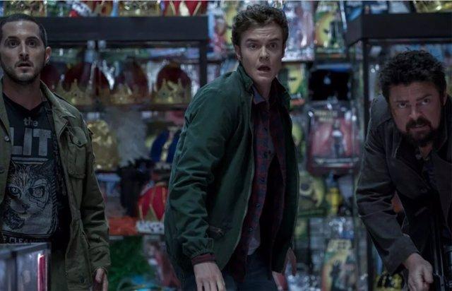 Imagen de la nueva temporada de The Boys