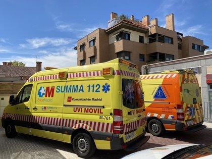 Fallece un trabajador al precipitarse desde una azotea de 12 metros de altura en Boadilla