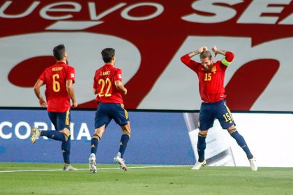 Ramos y De Gea, casi inamovibles para Luis Enrique