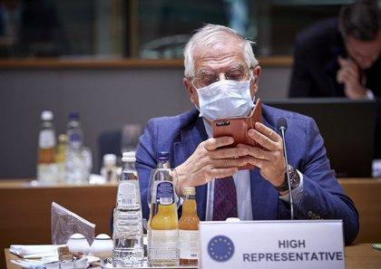 """Bielorrusia.- La UE denuncia el """"secuestro"""" de Kolesnikova y critica que la represión continúa en Bielorrusia"""