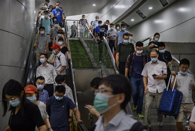 China/EEUU.- China retrasa la renovación de las acreditaciones de periodistas de