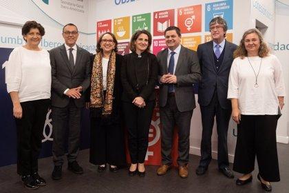 La secretaria general iberoamericana estará en Huelva este miércoles como colofón a su visita a Andalucía
