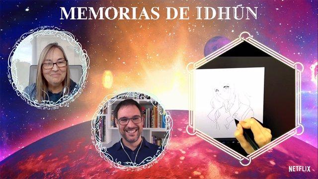 """Los creadores de Memorias de Idhún defienden el polémico doblaje: """"Los actores se han vaciado, han hecho un trabajo muy bueno"""""""