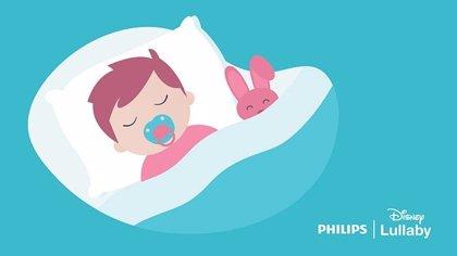 Philips y Disney Music Group colaboran para ayudar a los bebés a establecer una rutina de sueño