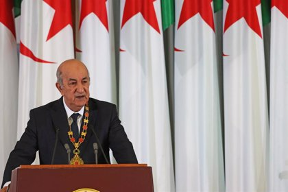 """El presidente argelino destaca que el proyecto de Constitución supone un paso adelante para """"una nueva Argelia"""""""