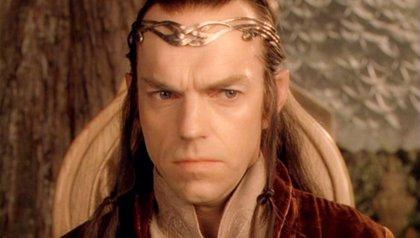 Elrond pasa de la serie de El Señor de los Anillos de Amazon