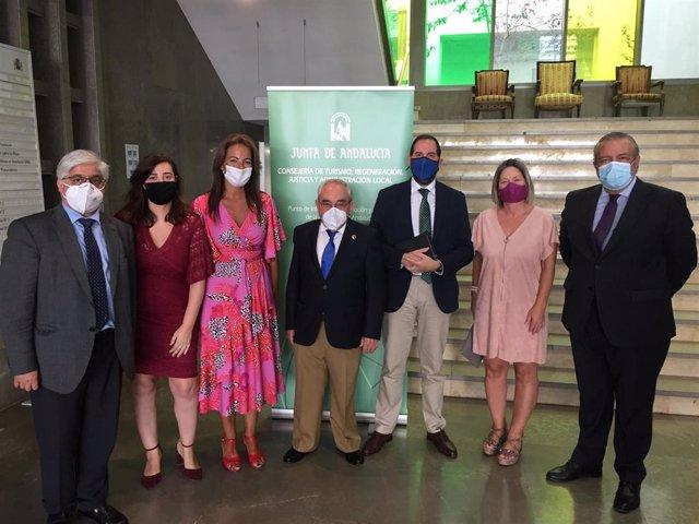 Inauguran el Punto de Información para la Promoción de la Mediación en Huelva.