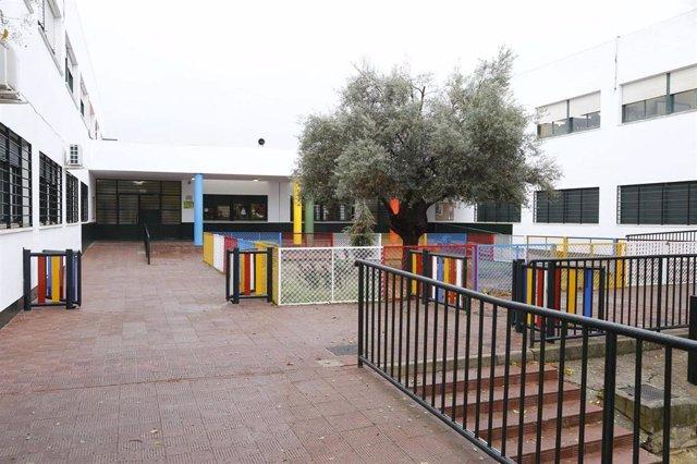 Colegio 'El Olivo' de Mairena del Aljarafe (Sevilla).