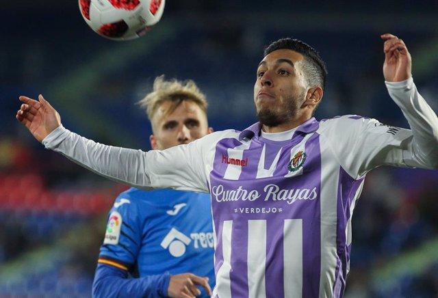 Fútbol.- El Real Valladolid cede a Anuar al Apoel de Nicosia