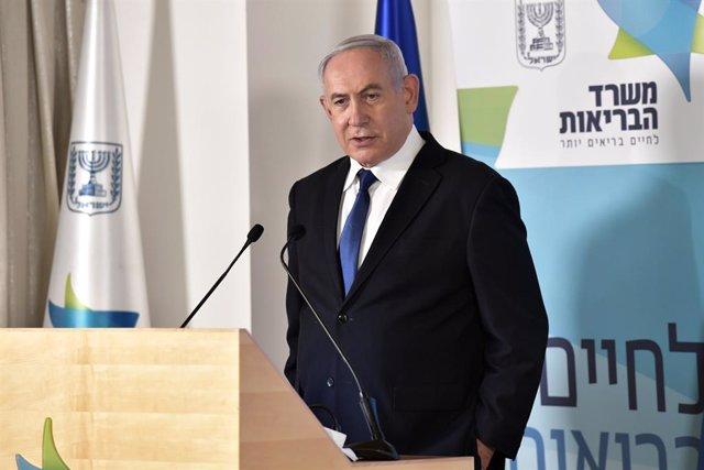 Coronavirus.- Netanyahu acusa a la oposición de animar a la población a ignorar