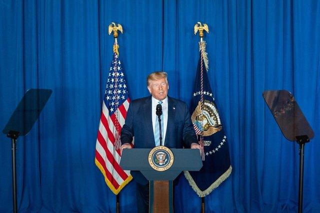 "Coronavirus.- Trump reprocha a Biden su ""retórica antivacunas"""