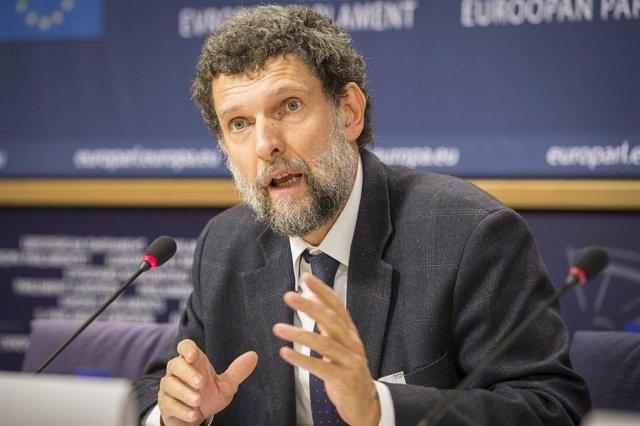 Turquía.- HRW urge a Turquía a cumplir con la orden del Consejo de Europa de lib