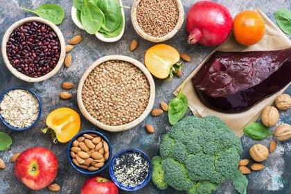 Cuáles son las mejores fuentes de hierro en la dieta