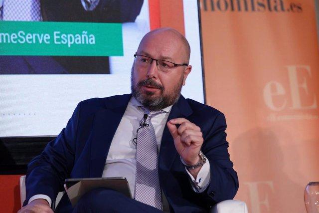 Fernando Prieto, Consejero Delegado HomeServe España