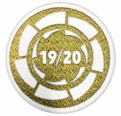 El Real Madrid lucirá en su camiseta en la temporada 2020-21 el distintivo de campeón de LaLiga