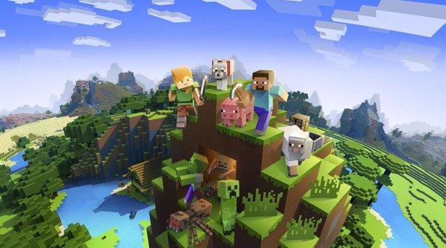 Minecraft recibirá soporte de realidad virtual para PlayStation 4 en septiembre
