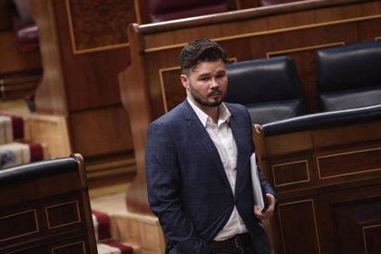 ERC avisa a Sánchez: Para que haya acuerdo sobre Presupuestos, primero tiene que haber mesa de diálogo