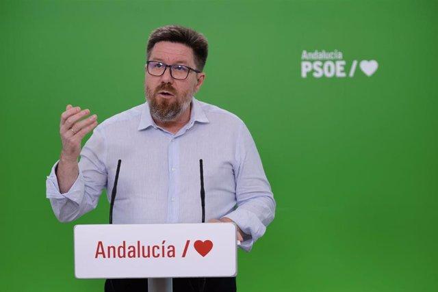 Rodrigo Sánchez Haro, este martes