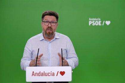 """PSOE-A urge a Moreno medidas por el """"empeoramiento"""" en residencias y ante su """"fracaso"""" en la vuelta al cole"""