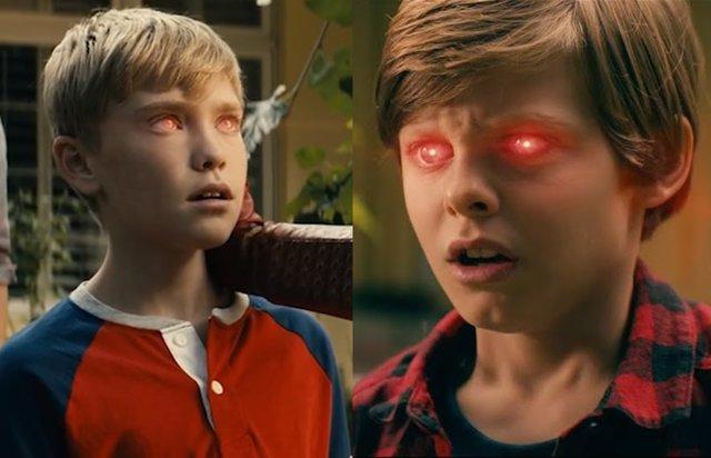 El hijo de Patriota en la temporada 1 y 2 de The Boys