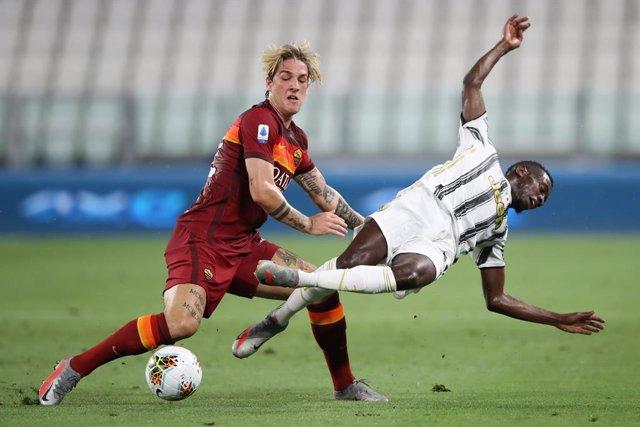 Fútbol.- Zaniolo (Roma) será operado de un ligamento roto en su rodilla