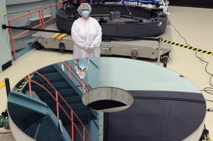 La NASA completa el espejo primario de su futuro telescopio panorámico