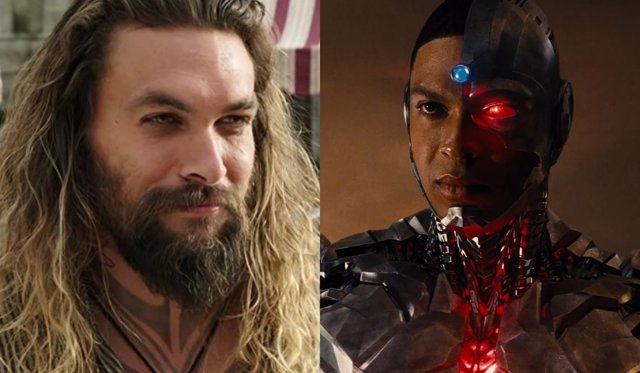 Jason Momoa (Aquaman) apoya a Ray Fisher (Cyborg) en su guerra contra Warner tras sus acusaciones a Joss Whedon