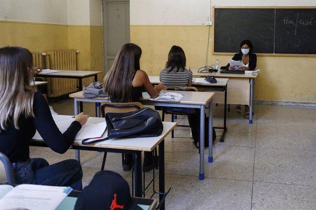 Coronavirus.- Italia confirma 1.370 nuevos casos de COVID y rebasa los 280.000 e
