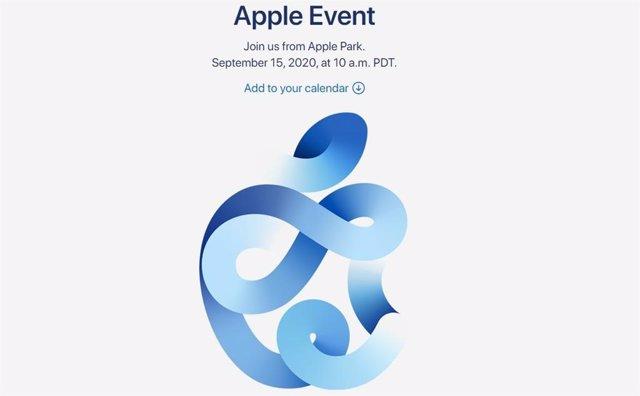Apple presentará sus novedades en un evento el 15 de septiembre